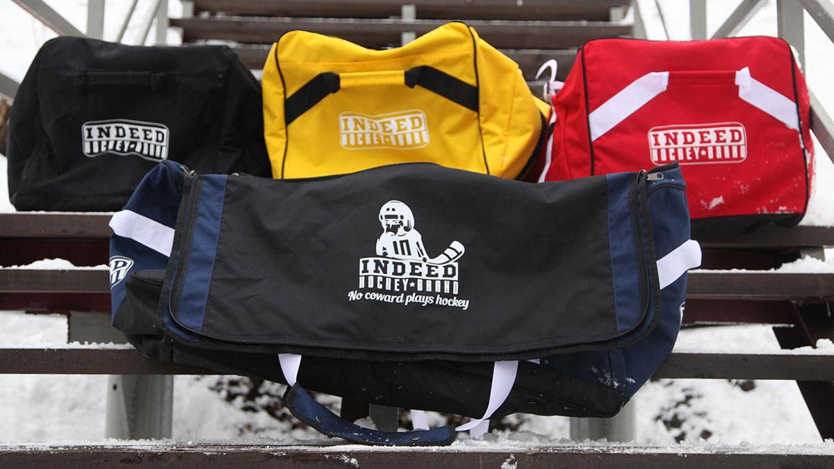 Хоккейная сумка. Выбираем вместе