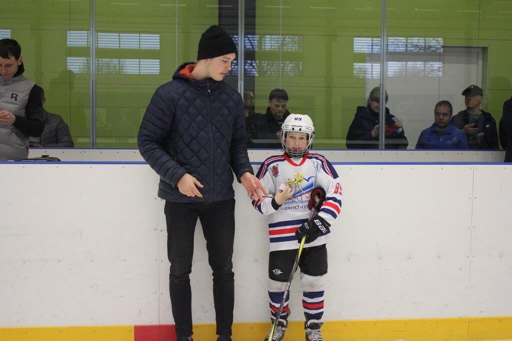 Турнир по хоккею среди команд 2011 г.р.