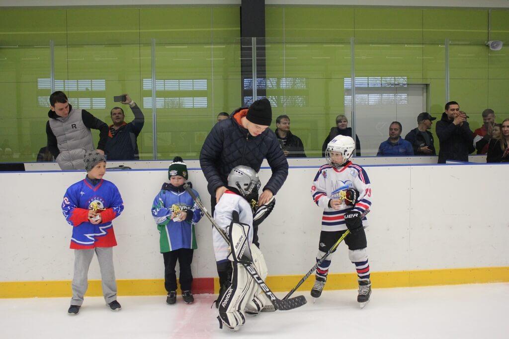 Турнир по хоккею среди команд 2011 г.р.Турнир по хоккею среди команд 2011 г.р.