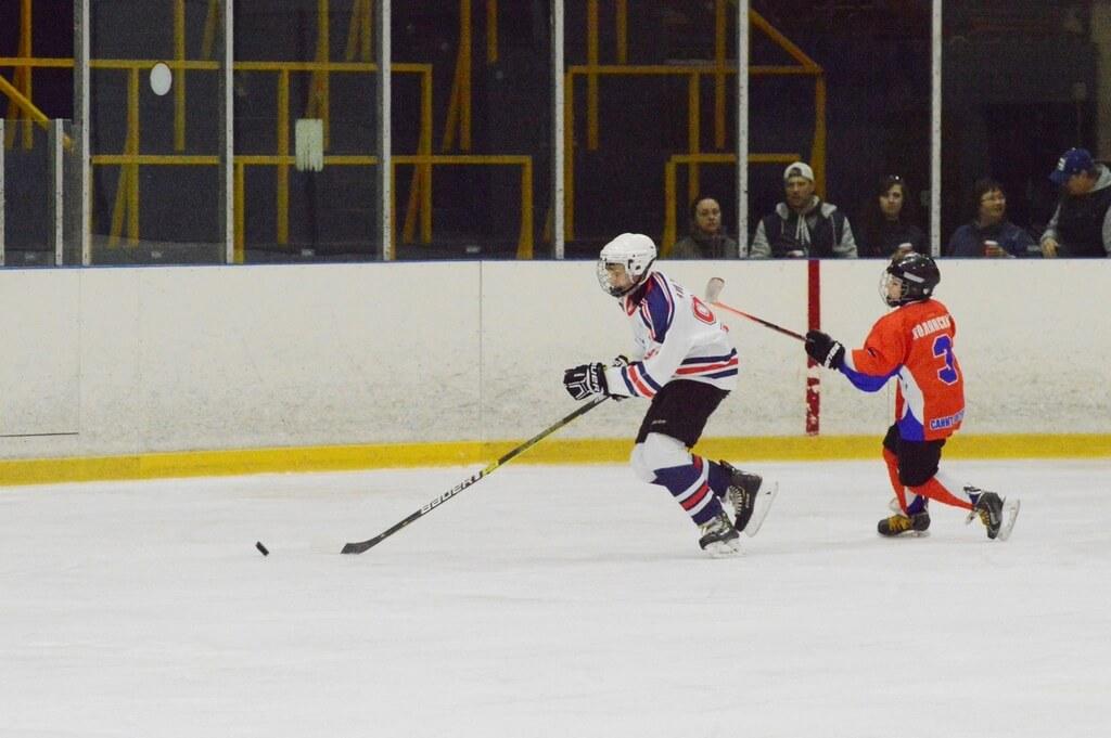 Турнир по хоккею «Тайфун».
