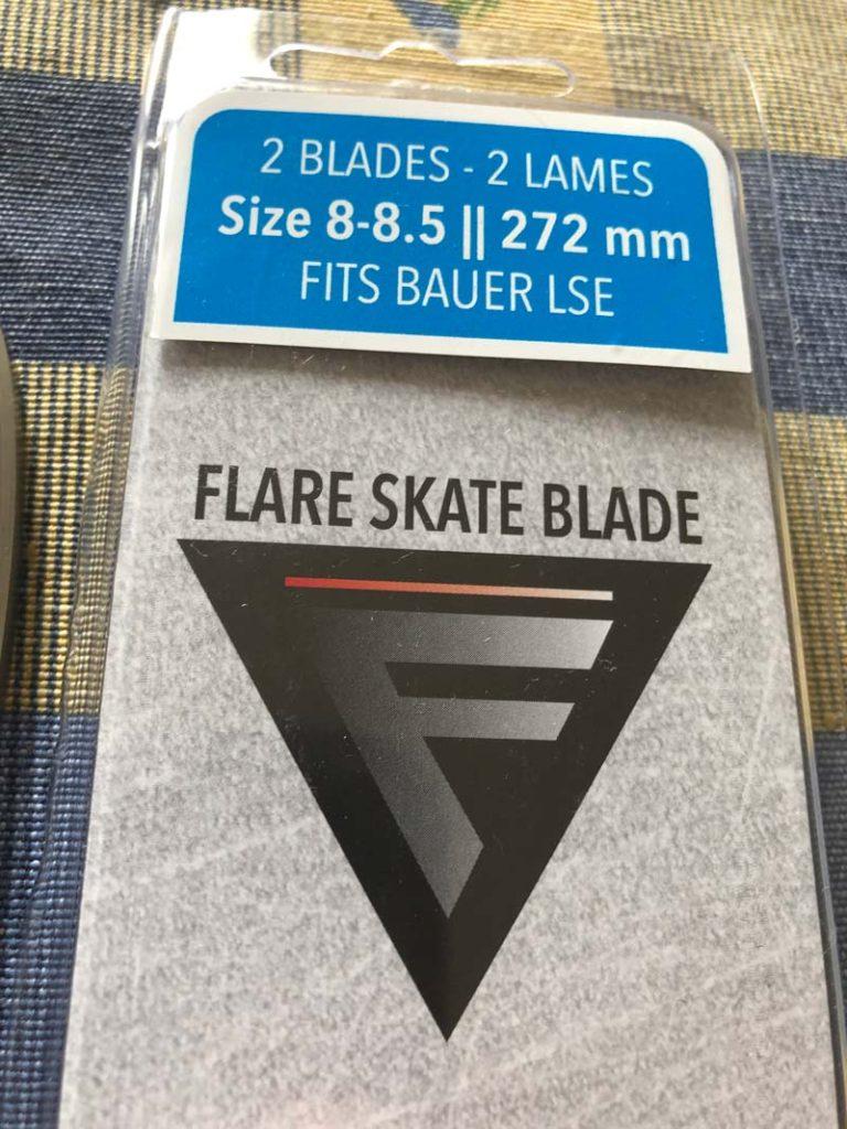 Лезвия Flare Blades