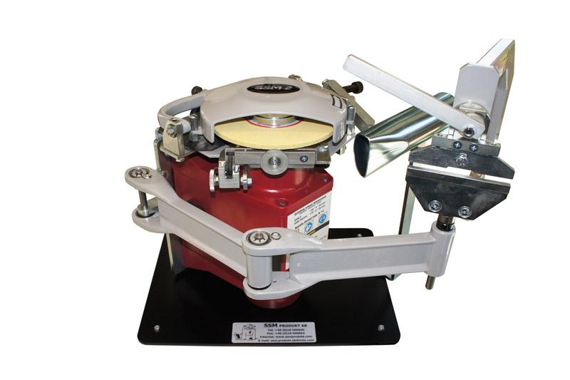 Станок SSM-2 для заточки коньков