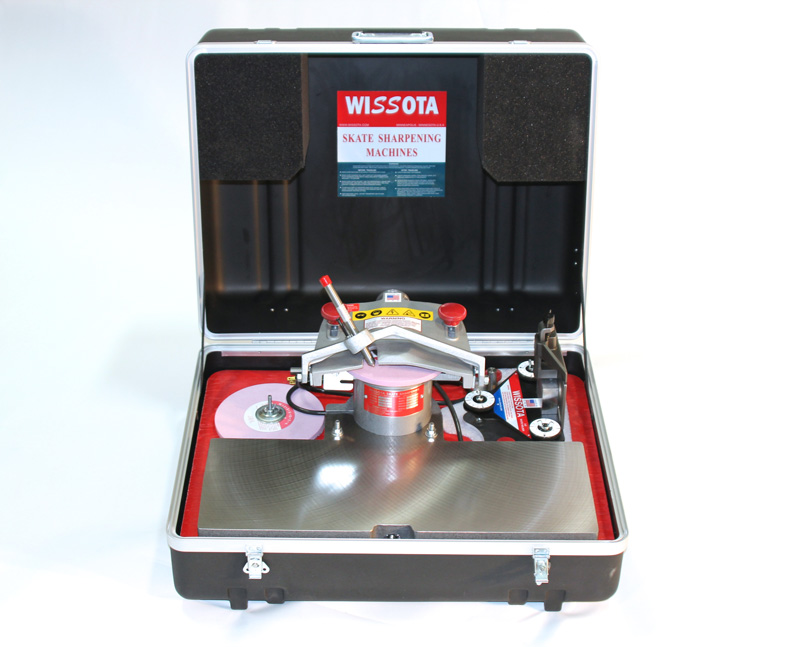 "Станок Wissota ""PORTABLE"" SKATE SHARPENER"