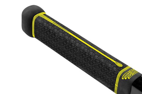 Ручка Buttendz Black FLUX Z Grip Yellow Drip