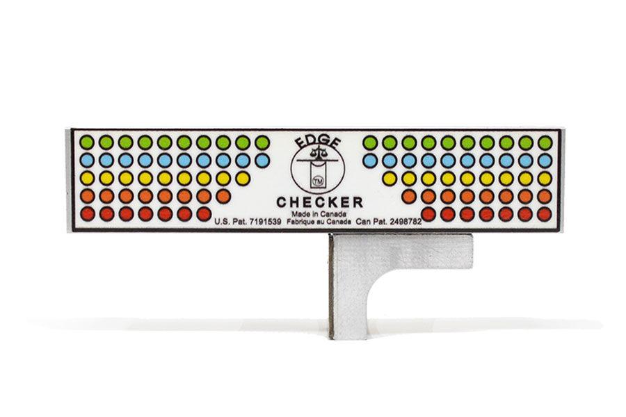 Устройство для проверки заточки лезвий EdgeChecker