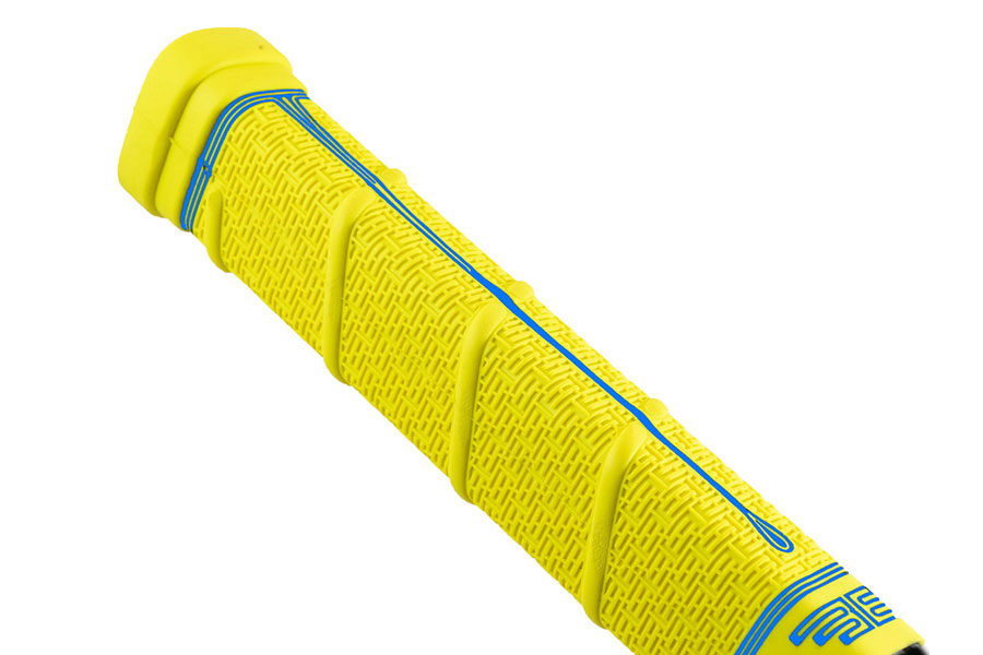 Ручка Buttendz yellow FUTURE Grip Blue Drip